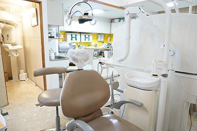 皆様が笑顔で来院できる歯科医院作り